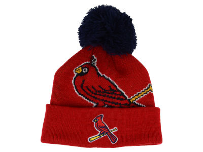 St. Louis Cardinals New Era MLB Junior Woven Biggie Knit