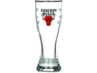 Chicago Bulls Satin Etch Mini Pilsner