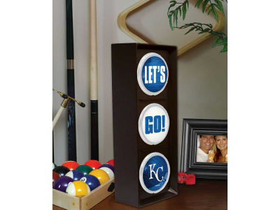 Kansas City Royals Flashing Lets Go Light