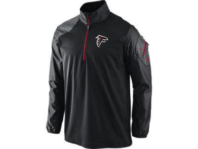 Atlanta Falcons Nike NFL Hybrid Half Zip Top Jacket