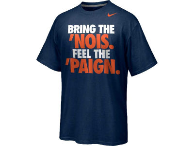 Illinois Fighting Illini Nike NCAA Basketball Campus Roar 2013 T-Shirt