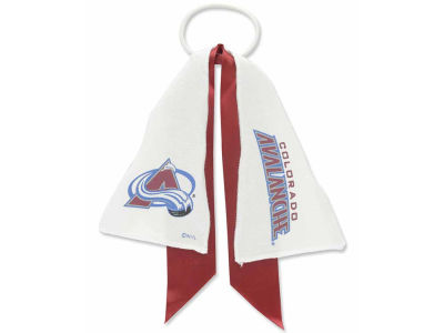 Colorado Avalanche Ponytail Holder