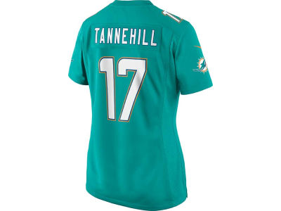 Miami Dolphins Ryan Tannehill Nike NFL Women's Game Jersey