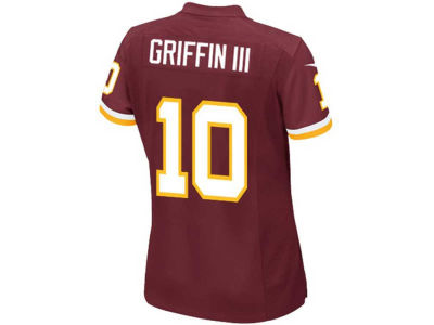 Washington Redskins Robert Griffin III Nike NFL Women's Game Jersey