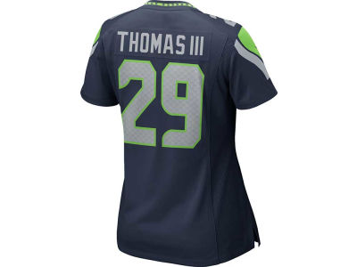 Seattle Seahawks Earl Thomas Nike NFL Women's Game Jersey