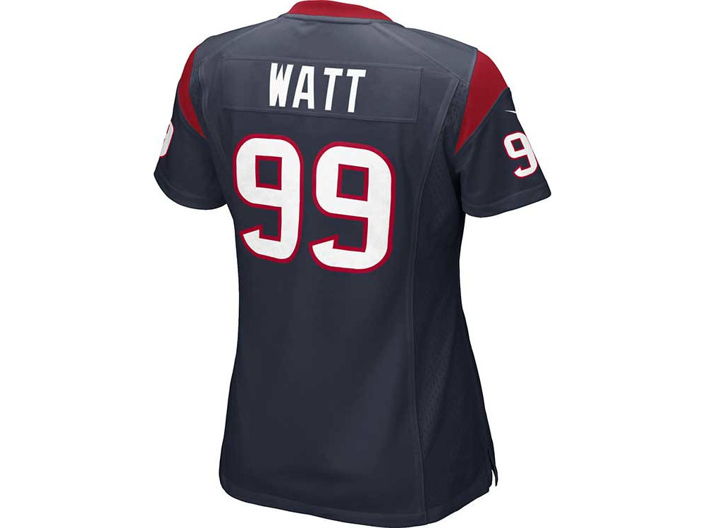 cd4224504 ... buy houston texans j. j. watt nike nfl womens game jersey d9df8 13297