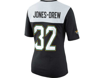 Jacksonville Jaguars Maurice Jones-Drew Nike NFL Womens My Player Name and Number Top