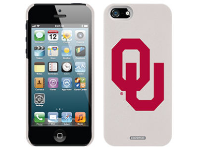Oklahoma Sooners Iphone SE Snap On Case