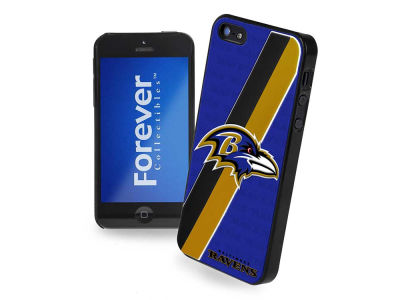 Baltimore Ravens iPhone SE Case Hard Logo