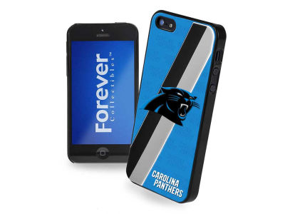 Carolina Panthers iPhone SE Case Hard Logo