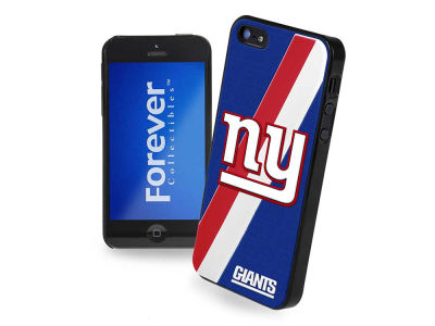 New York Giants iPhone SE Case Hard Logo