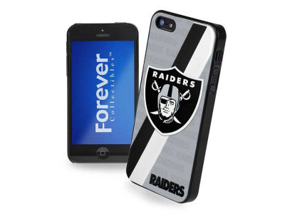 Oakland Raiders iPhone SE Case Hard Logo