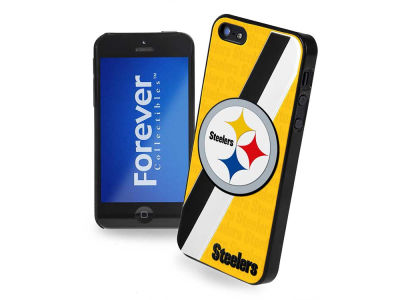 Pittsburgh Steelers iPhone SE Case Hard Logo