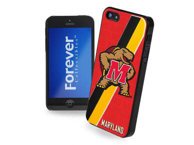 Maryland Terrapins iPhone SE Case Hard Logo