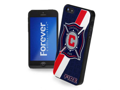Chicago Fire iPhone SE Case Hard Logo
