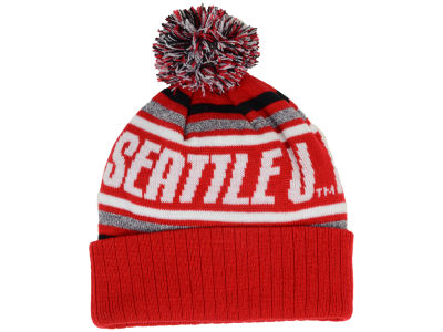 Seattle Redhawks Top of the World NCAA Striker Cuff Knit Hat