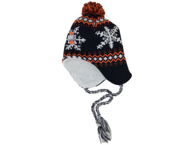 Illinois Fighting Illini Top of the World NCAA Jingle Knit Hat