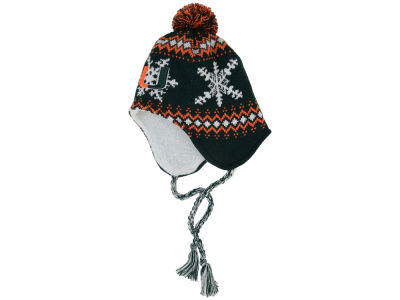 Miami Hurricanes Top of the World NCAA Jingle Knit Hat
