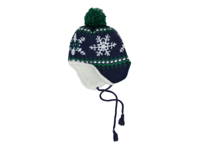 Notre Dame Fighting Irish Top of the World NCAA Jingle Knit Hat