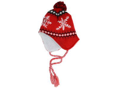 Ohio State Buckeyes Top of the World NCAA Jingle Knit Hat