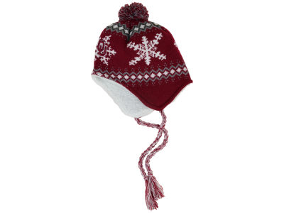 Oklahoma Sooners Top of the World NCAA Jingle Knit Hat