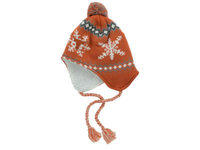 Texas Longhorns Top of the World NCAA Jingle Knit Hat