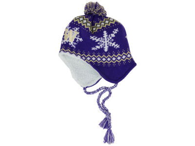 Washington Huskies Top of the World NCAA Jingle Knit Hat