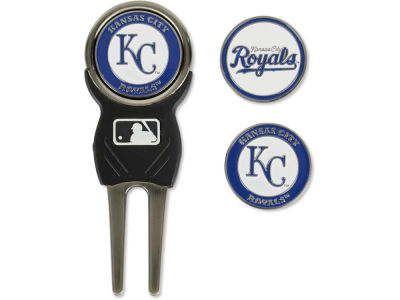 Kansas City Royals Divot Tool and Markers