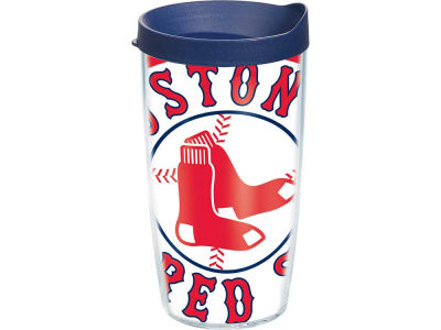 Boston Red Sox 16oz. Colossal Wrap Tumbler with Lid
