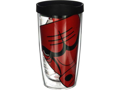 Chicago Bulls 16oz. Colossal Wrap Tumbler with Lid