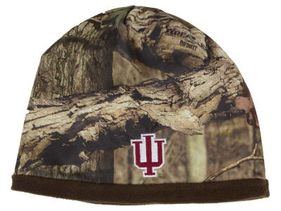 Indiana Hoosiers Top of the World NCAA Scout Camo Reversible Hat