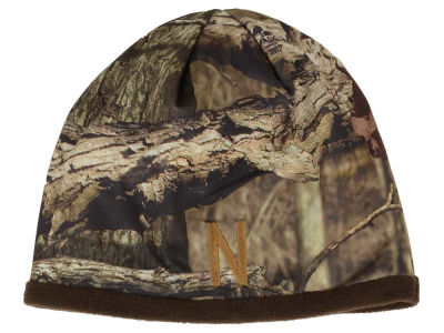 Nebraska Cornhuskers Top of the World NCAA Scout Camo Reversible Hat