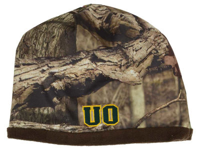 Oregon Ducks Top of the World NCAA Scout Camo Reversible Hat