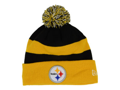 Pittsburgh Steelers New Era NFL 2013 Sport Sideline Knit