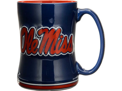 Ole Miss Rebels 14 oz Relief Mug
