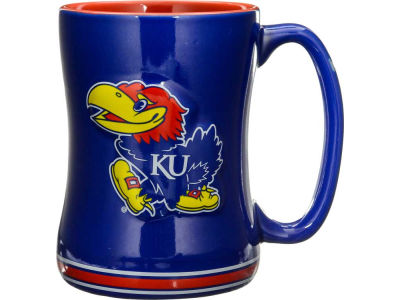 Kansas Jayhawks 14 oz Relief Mug