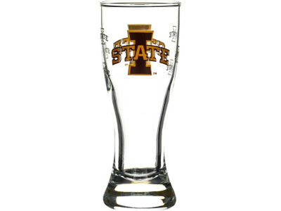 Iowa State Cyclones Satin Etch Mini Pilsner
