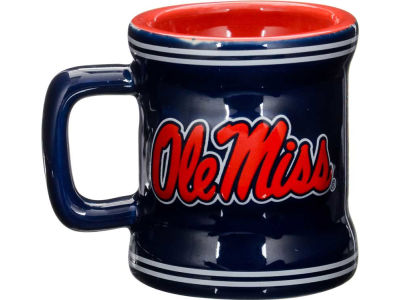 Ole Miss Rebels 2oz Mini Mug Shot