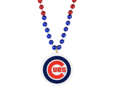 Chicago Cubs Team Logo Beads-Rico