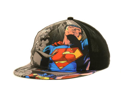 DC Comics Boys Character Sublimated Youth Snapback Cap