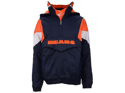Chicago Bears NFL Youth Breakaway Quarter Zip Pullover Jacket