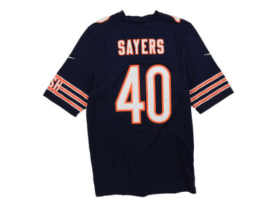 Chicago Bears Gale Sayers Nike NFL Retired Game Jersey