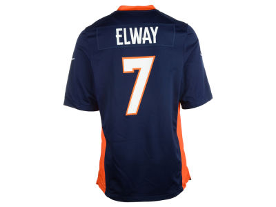 Denver Broncos John Elway Nike NFL Retired Game Jersey