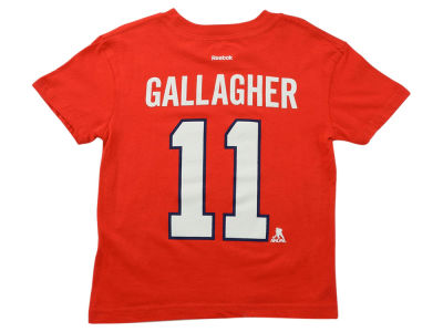 Montreal Canadiens Brendan Gallagher NHL CN Youth Player T-Shirt