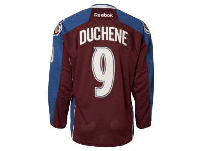 Colorado Avalanche Matt Duchene Reebok NHL Men's Premier Player Jersey
