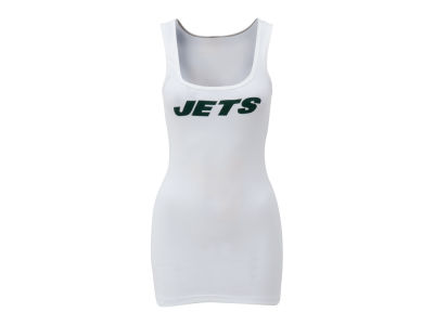 New York Jets NFL Women's Rib U-Tank
