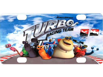 Sharpie Turbo Mini License Plate