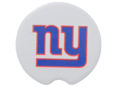 New York Giants 2 Pack Car Coasters
