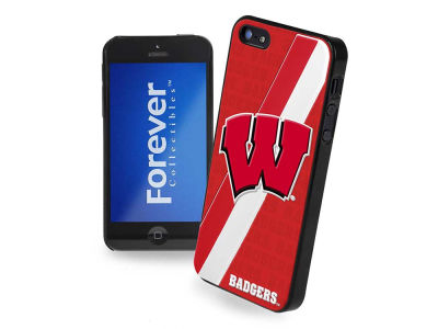 Wisconsin Badgers iPhone SE Case Hard Logo