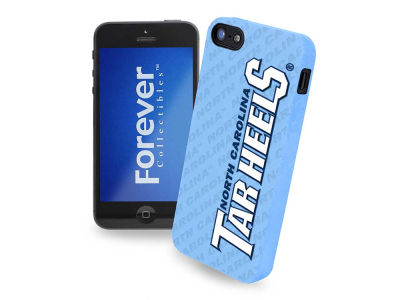 North Carolina Tar Heels iPhone SE Case Silicone Logo